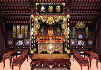 Tìm hiểu về ý nghĩa các họa tiết phong thủy trên bàn thờ phù hợp với gia chủ
